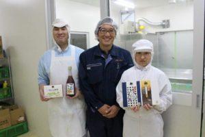 上野村農協・加工スタッフです。