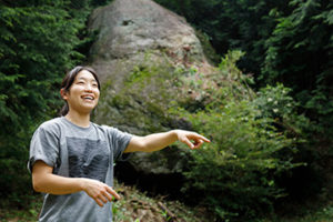 古川葉子さん